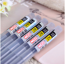 Lead automatically lead  HB 0.7 mm extra strong writing lubrication mechanical pencil for sale cheapest