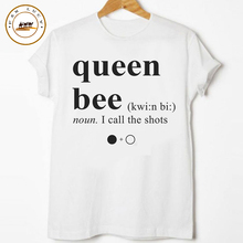 Summer Style Shirt Femme queen be Back Letters Print Women T shirt Cotton Casual Funny Shirt For Lady Black Gray White Top Tee