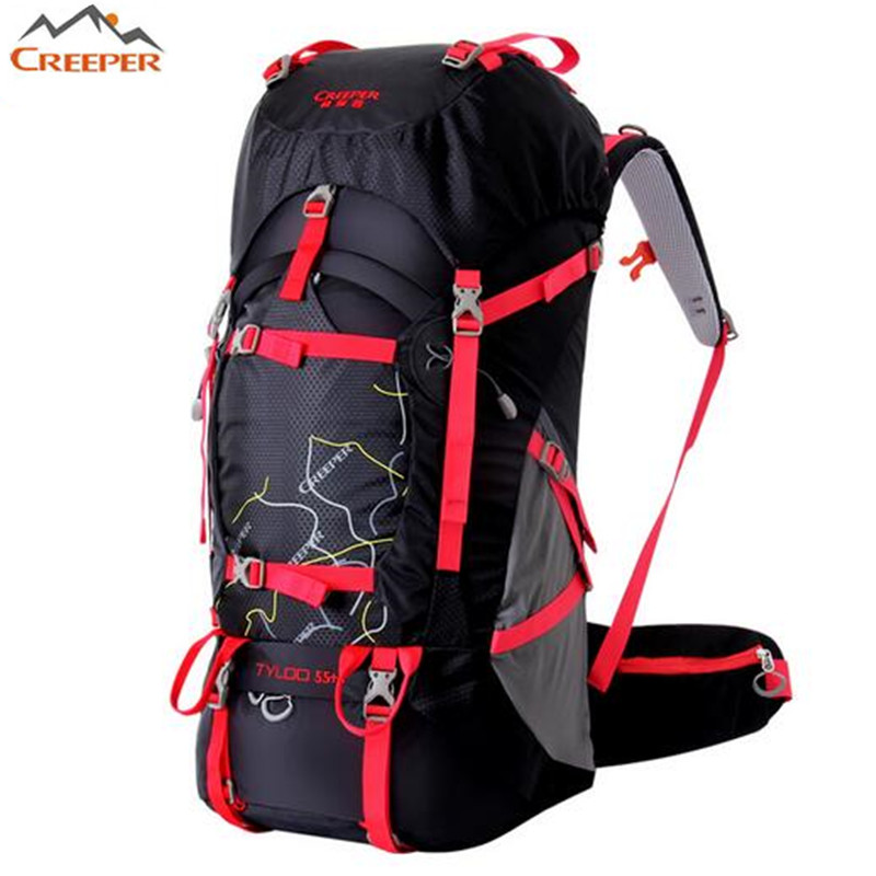 ФОТО Creeper Brand multi functional Waterproof Backpack Bicycle Backpacks Travel on foot Mountaineering Bag bag rucksack