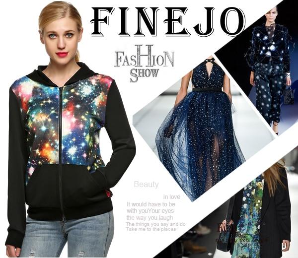 HTB1AbviLFXXXXXCXVXXq6xXFXXXD - FINEJO Women Hoodies Sweatshirts nebula space girlfriend gift ideas