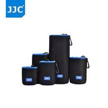 JJC מצלמה DSLR תיק רך קטן עדשת מקרה עבור Canon/ניקון/אולימפוס/Fujifilm/סוני/Pentax /Panasonic/לייקה תמונה SLR Neoprene