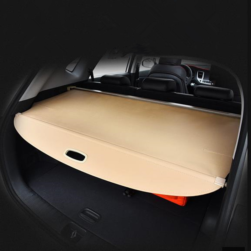 Trunk Cover Trun Rear Rocks For Hyundai Tucson Interior Car Styling Accessories Orderly Trunk Support Bar To Rear Luggage Rack