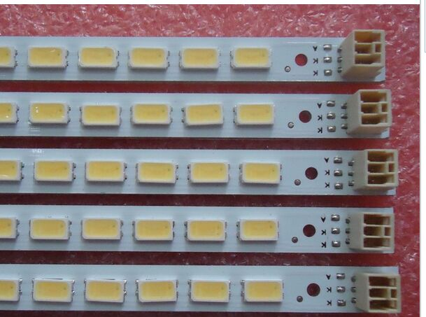 2piece FOR TCL LCD TV LED Backlight L40F3200B Article Lamp LJ64-03029A 2011SGS40 5630 60 H1 REV1.1 1piece=60LED 455MM Is NEW