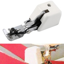 1 pcs Side Cutter Presser Foot/Embroidery Darning Foot for Low-Shank Sewing Machine New