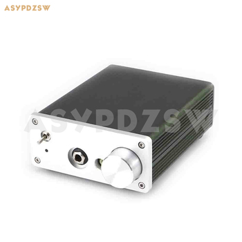 Finished HA-PRO2 Low noise Low distortion Monitor level headphone amplifier With 6.35 and 3.5 headphone jack output