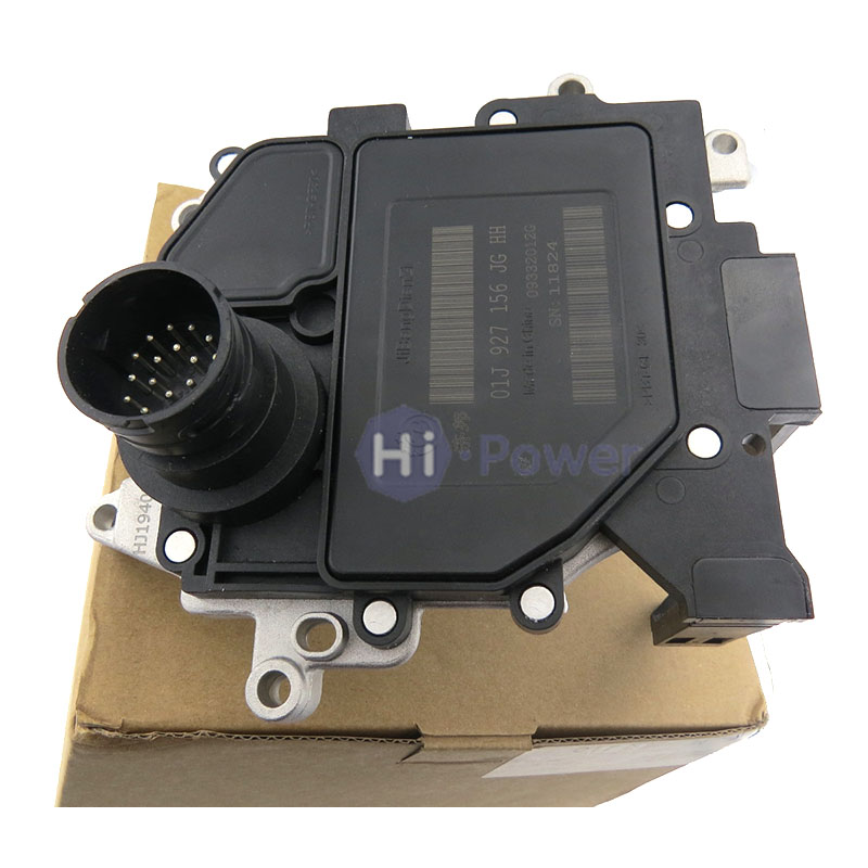 Tested 01J TCU TCM 01J927156HT 01J927156JG Transmission Control Unit Module For Audi A4 A5 A6 A8 With Free Program