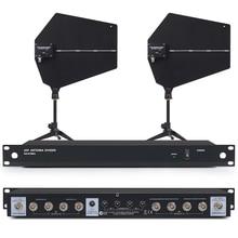 400 м активная направленная антенна Беспроводной Системы 470-900 мГц UHF антенны дистрибьютор Системы s UA844 для Беспроводной микрофон