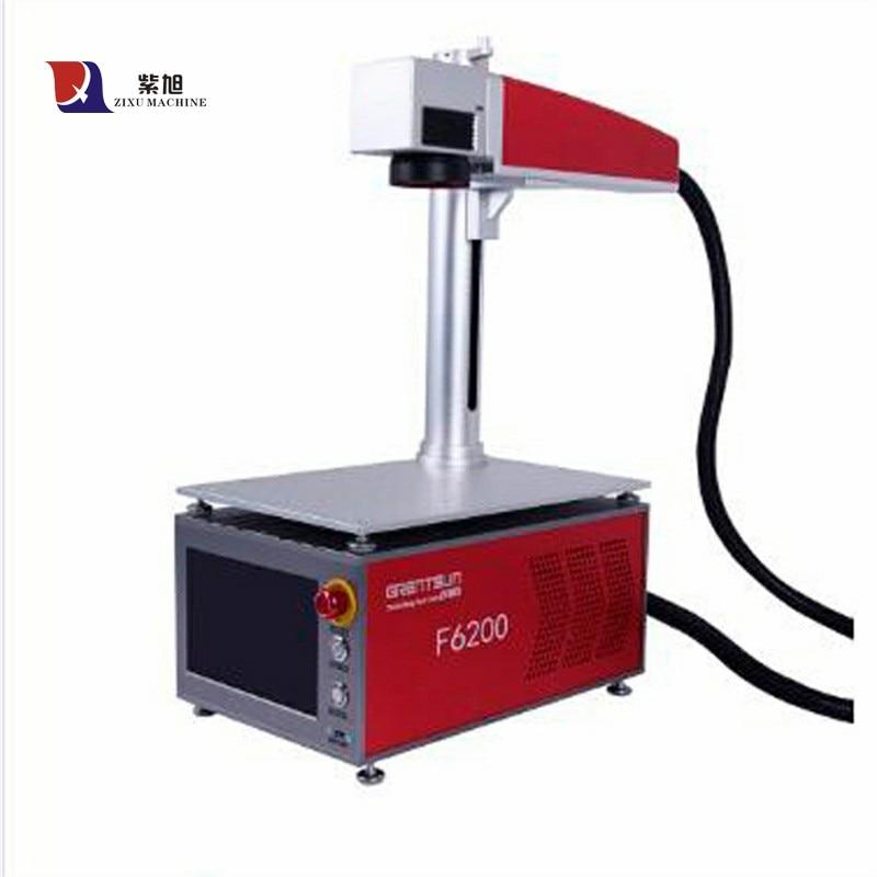 Raycus 30 w Câble Laser à Fiber de Marquage En Acier Inoxydable Machine