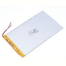 3.7 В литий полимерные аккумуляторы 3700 мАч 3066180 универсальный аккумулятор бренд планшетный ПК видео игры ipaq MID 0366180