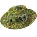 НОВАЯ ВОЕННАЯ Тактическая Boonie Hat (PenCott GreenZone) Ведро Шляпы Рыбная Ловля Caps