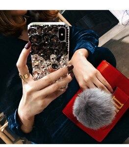 Image 4 - Чехол для телефона Huawei P8 P9 P10 P20 P30 P40 PLUS Lite Mate10 20 30 Pro Lite с ремешком из страз