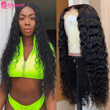 Deep Wave Full Lace Human Hair Wigs For Black Women Pre Pluc
