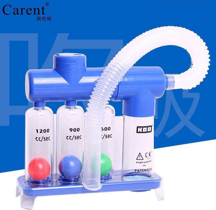 Spirométrie respiration exerciseur trainingIns pirometer Inhalation La Respiration Poumon Respiration Formation Dispositif Pulmonaire