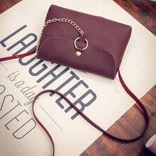 Venta caliente Del Bolso de Las Señoras de Cuero de la Estría del Lichí de Lujo Bolsos de Las Mujeres Bolsos Crossbody Diseñador Solo Hombro Messenger Bag