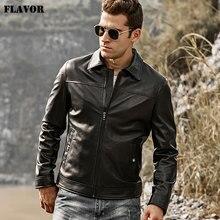 FLAVOR Men's Motorcycle Jacket