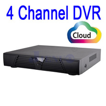 2014 new arrival rushed 4 channel full d1 rs485 ptz phone monitor network motion detection security standalone cctv dvr recorder