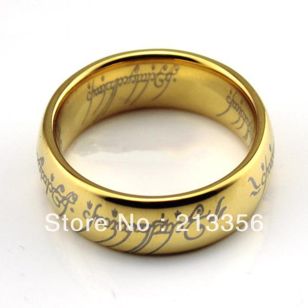 lotr wedding ring - Lotr Wedding Ring