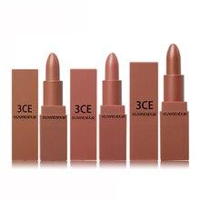 3CE EUNHYE HOUSE Lips Makeup 5 Colors in 1 Set Matte Lipstick Waterproof Lips Cosmetics easy to carry matte lipsticks