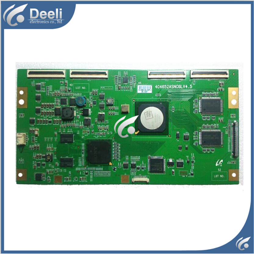 Working good 95% new original for Logic board 404652ASNC6LV4.7 T-CON board бордюр atlas concorde russia royale matita avorio 1 5x20