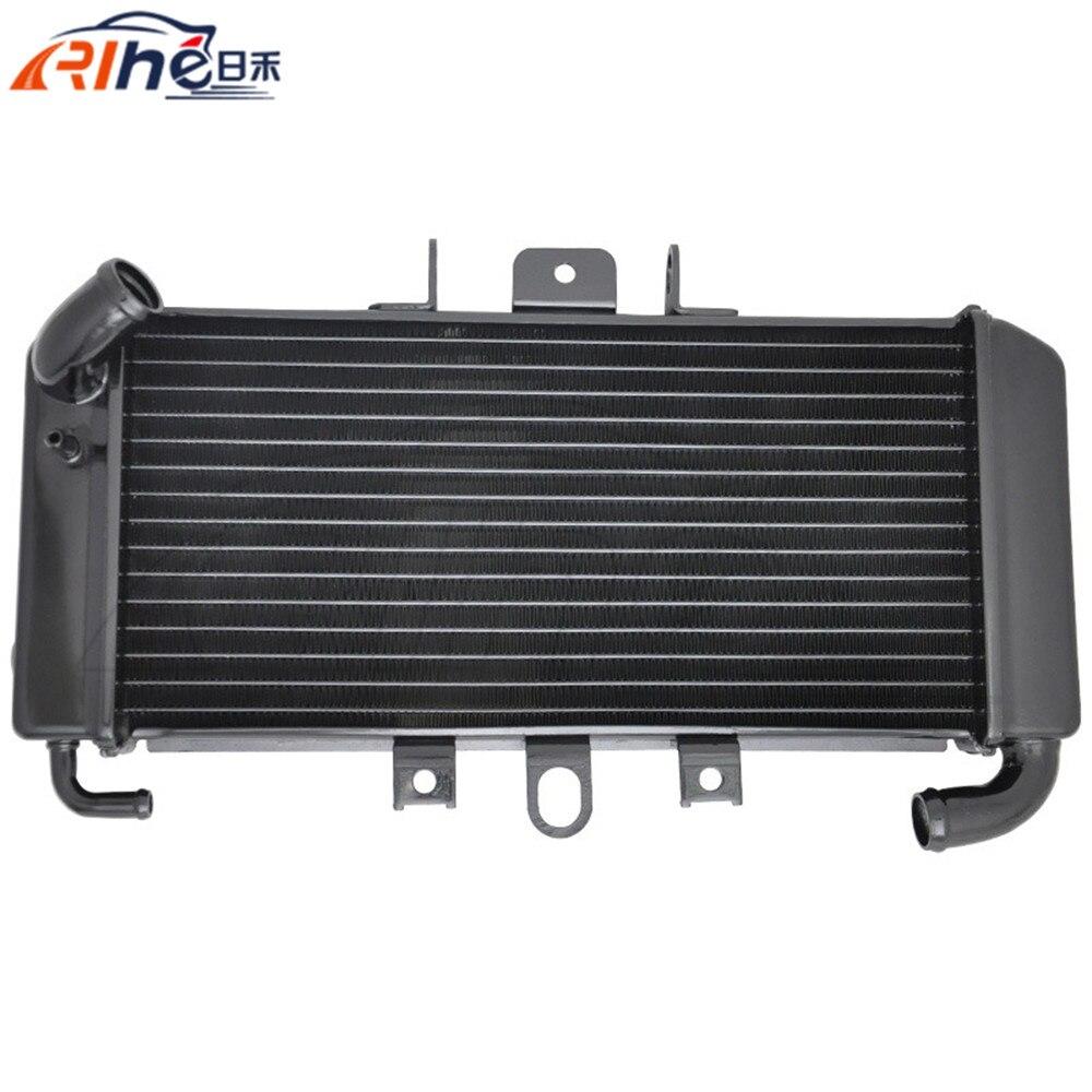 new motorcycle radiator cooler aluminum motorbike radiator For Yamaha FZ600 Fazer 600 FZ6 FZS600 1998 1999 2000 2001 2002 2003
