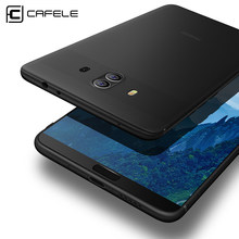 CAFELE soft Case For huawei mate 10 pro TPU silicon Slim Protect Skin Rubber Ultra Thin Phone Cover for huawei mate 10 case(China)