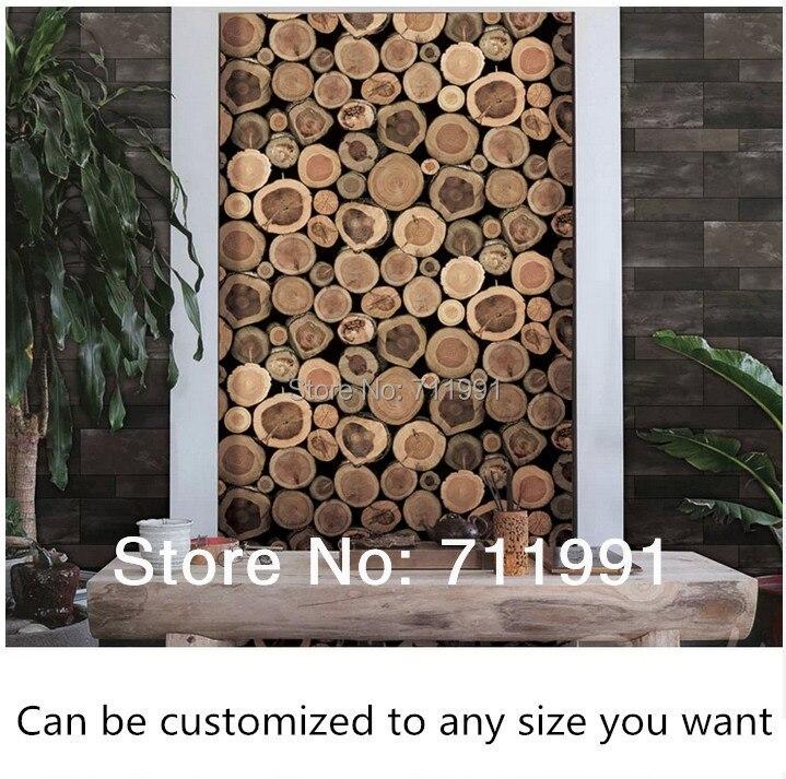 Aliexpress.com : Buy Custom 3D Wall Wallpaper Wood Grain Texture Decorative  Wall Painting Living Room Bedroom TV Backdrop Waterproof Vinyl Wallpaper  From ... Part 85