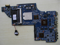641576 001 Free Shipping board for HP pavilion DV7 DV7 6000 laptop motherboard RS880MD chipset HD6650/1G tested OK
