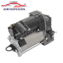 FOR Mercedes BENZ GL-Class 2006-2011 W164 w/Airmatic air compressors suspension compressor mercedes spares used cars parts replacement air compressor spares for compressors thermostat valve kit 1619 7560 00
