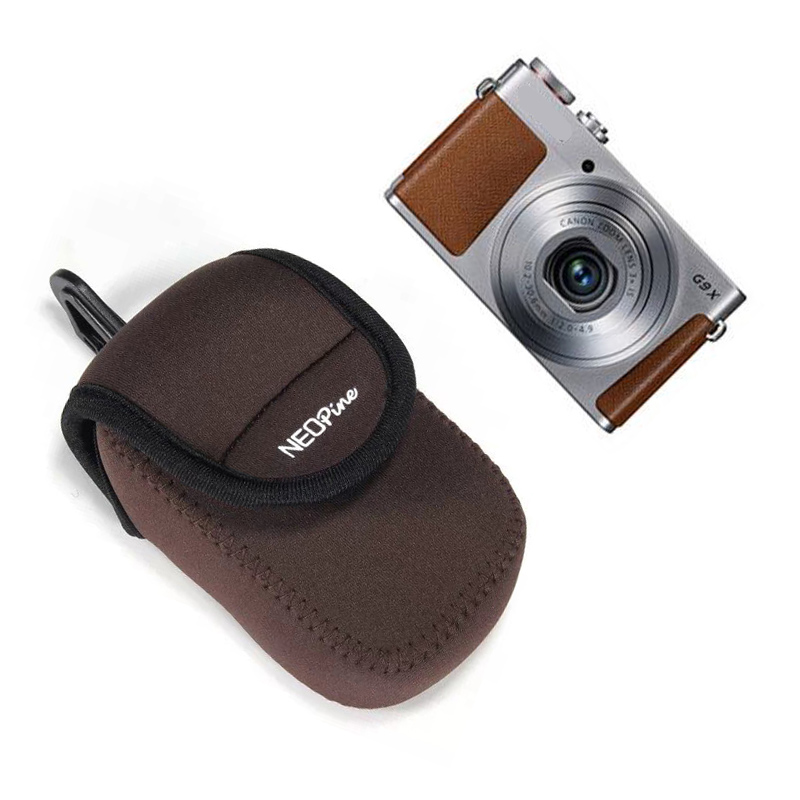 Neoprene Soft camera cover Case Pouch Bag for canon G9X G9 X camera protector case inner bag image