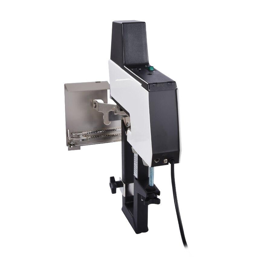Elektrikli Auto Rapid Stapler Binder Machine Book Binding Machine - Ofis elektronikası - Fotoqrafiya 4