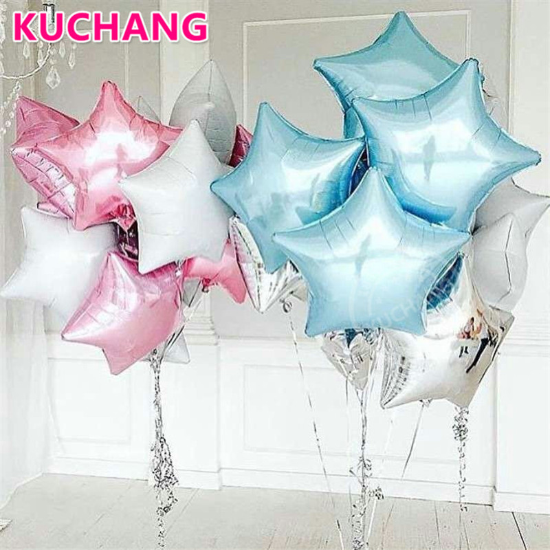 """FOIL BALLOONS  18/"""" NEW ~BEARS IN THE BLUE HOUSE~  1 UNPACKAGED"""