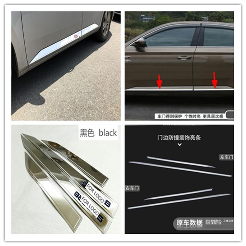 DP2 fits SKODA SUPERB Body Moulding Strip Door Bumper Protector