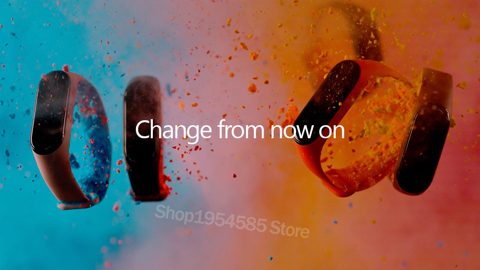 Xiaomi Mi Band 4 Smart Watch Standard Version Heart Rate Activity Fitness Tracker Smart Band Bracelet Colorful Display 2019 New (12)