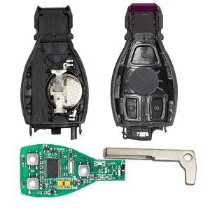 Image 5 - Keyecu akıllı anahtar 3 Düğmeler için 315 MHz/433 MHz Mercedes Benz Oto Uzaktan Anahtar Desteği NEC Ve BGA 2000 + yıl