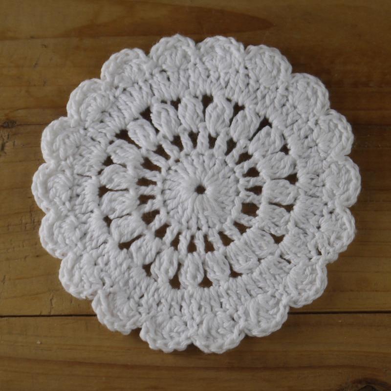 Free Shipping New Design 8cm 40pcs 100 Cotton Hand Made Crochet