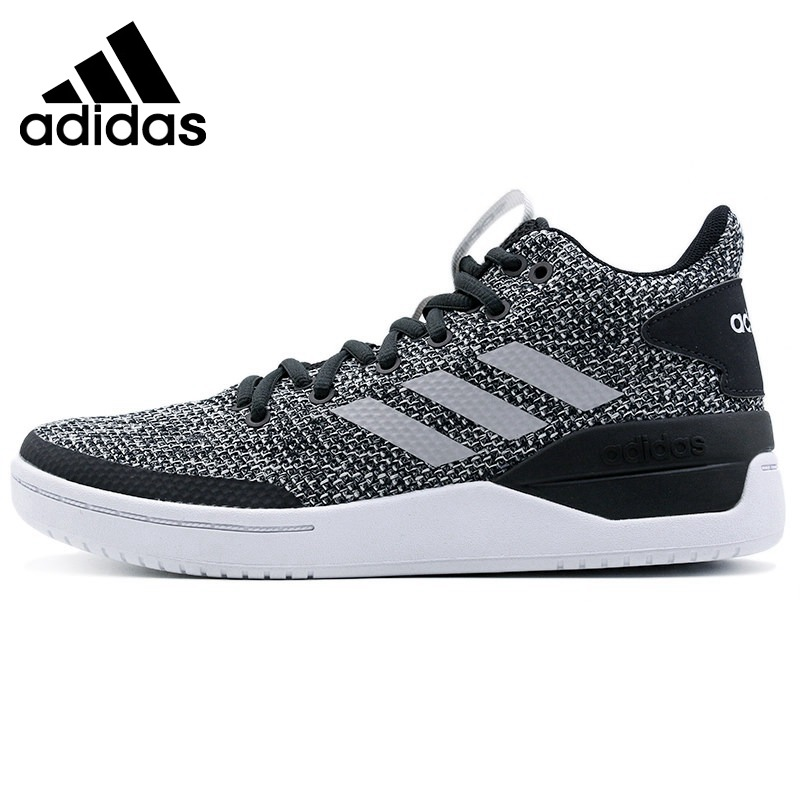 Original New Arrival  Adidas NEO Label BBALL80S Women's  Skateboarding Shoes Sneakers