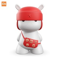 Original Mitu Xiaomi Bluetooth LED Speaker Mini Size Portable Built In LED Support 32GB SD Card