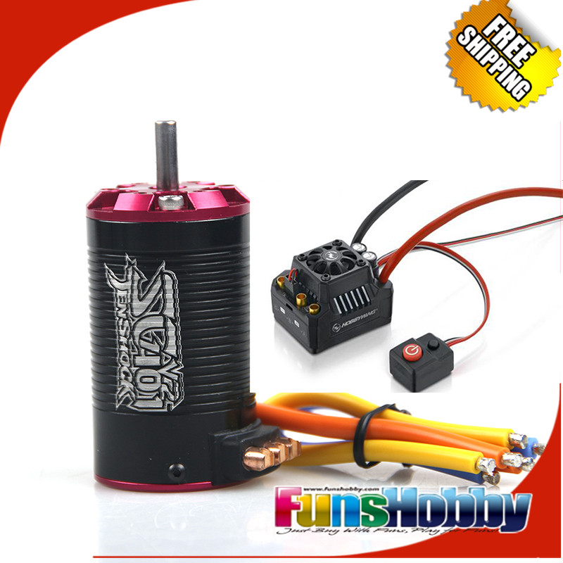 1/10 ESC Motor Combo Tenshock Short Course SC401V2+ Hobbywing EzRun MAX10 120A SCT Waterproof Brushless ESC 1/10 RC Car Truck tenshock sc411 short course sc411 brushless sensor 4 polemotor hobbywing xr8 sct 140a brushless esc speed control controller