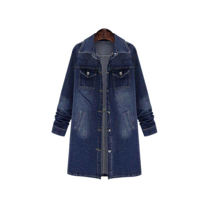 Primavera Otoño mujeres chaqueta prendas de vestir exteriores del dril de algodó
