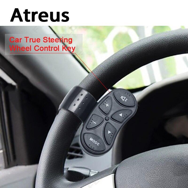 Atreus universel voiture sans fil système de commande de volant pour Mercedes benz W204 W203 W211 AMG Mini cooper Skoda octavia a5