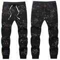 2XL~8XL! 2017 Men's clothing casual pants loose pants big code show Haren pants costumes