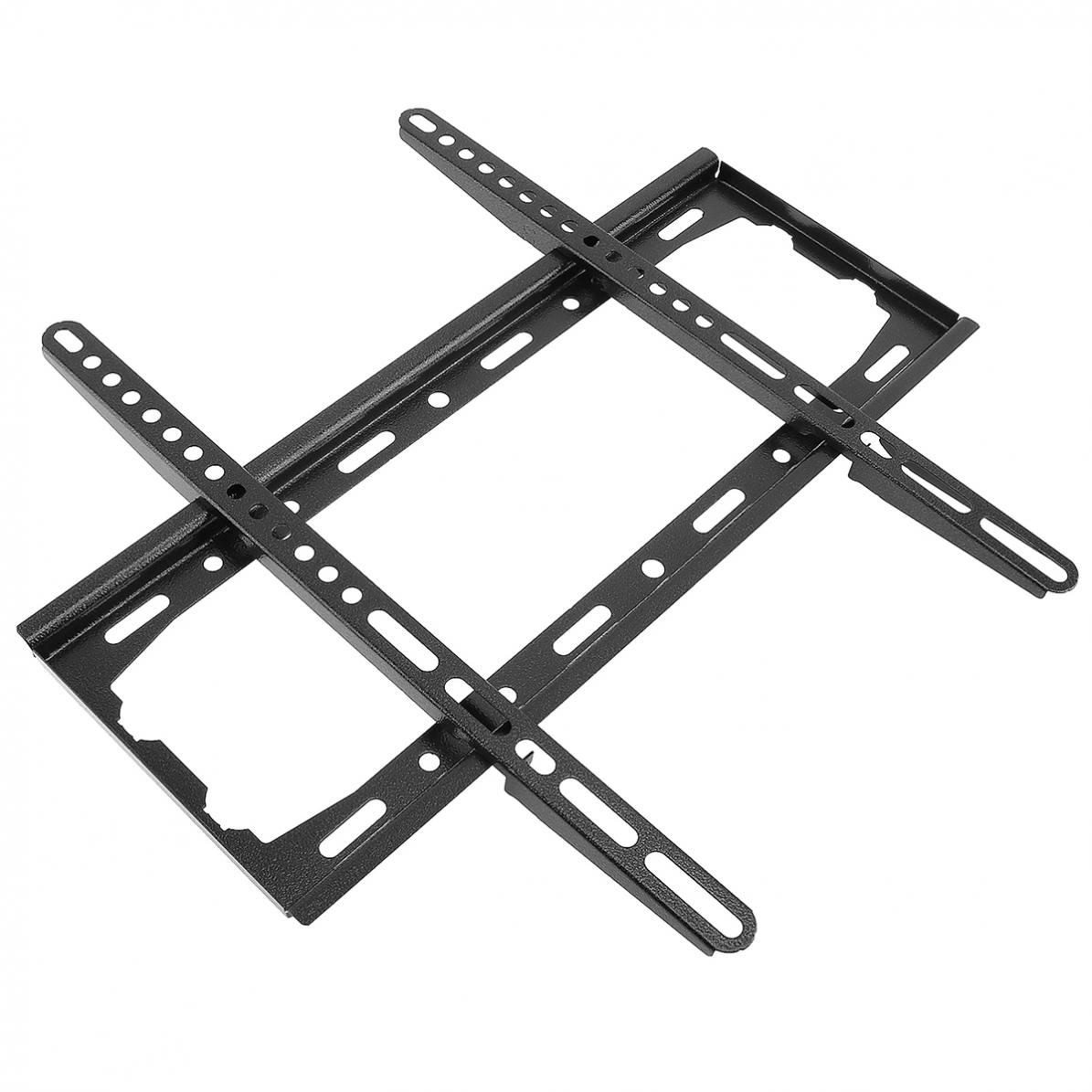 Image 4 - Universal convenient 45KG TV Wall Mount Bracket Fixed Flat Panel TV Frame for 26 55 Inch LCD LED Monitor Flat PanelTV Mount   - AliExpress