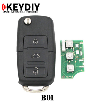 Free shipping KEY DIY B01 KD remote key for KD-X2/ KD900 / MINI KD car key programmer
