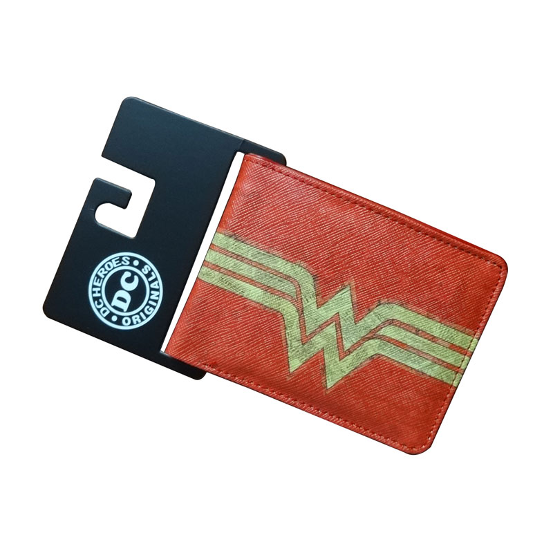 New Arrival Anime Wallet Hot Movie Wonder Woman LOGO Purse carteira feminina Dollar Card Holder Bag Casual Leather Short Wallets 2017 coffee new brand men wallet leather pouch dollar designs with card holder bag short wallets money carteira feminina c056