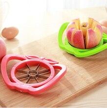 1pc Corer narzędzia kuchenne krajalnica nóż do owoców krajalnica do jabłek obieracz do jabłek kostki rzeczy utensilios de cozinha gadżet B036-4