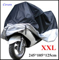 Big Size Motorcycle Cover XXl Waterproof Outdoor Uv Protector Bike Rain Dustproof, Covers for Motorcycle, Motor Cover Scooter G