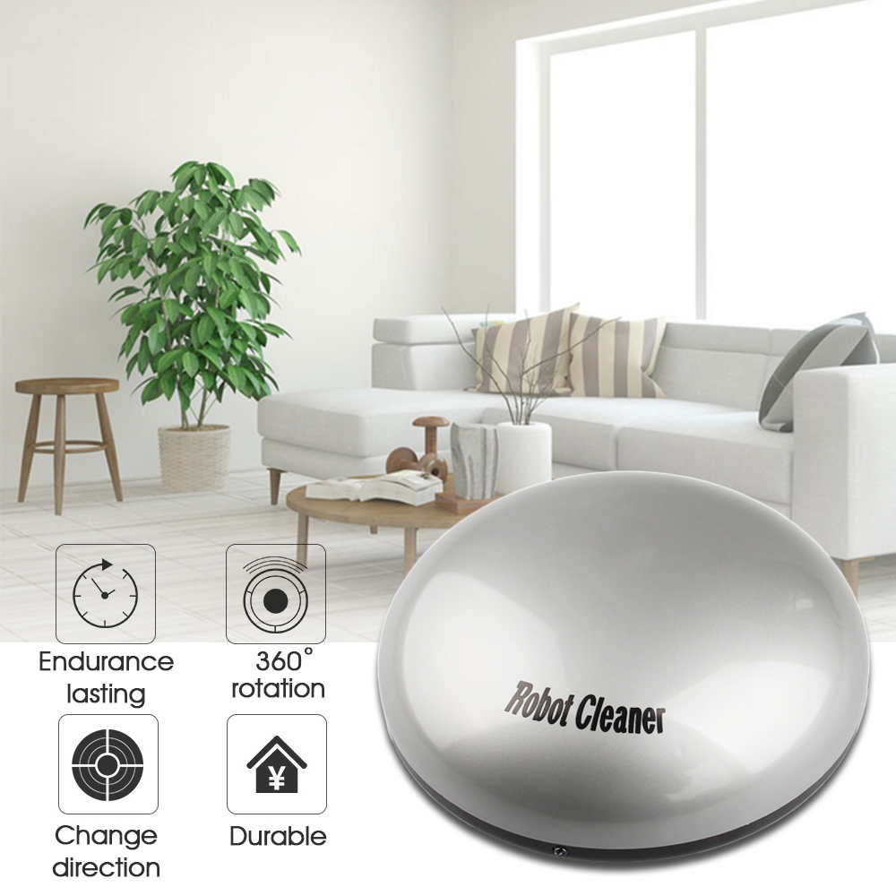 Household Mini Automatic Smart Intelligent Robot Vacuum Cleaner Cleaning Robot Floor Cleaner Sweeping Machine Cleaning Appliance 1 pc hot sale high efficiency cheap cleaner vacuum robot vacuum cleaner for household floor cleaning machine