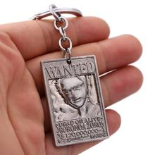 One Piece Wanted Poster Key Chain