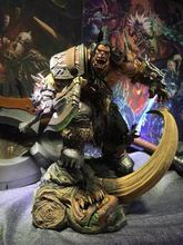 MODEL FANS in-stock wow 50cm Grom Hellscream gk resin made figure toy for Collection