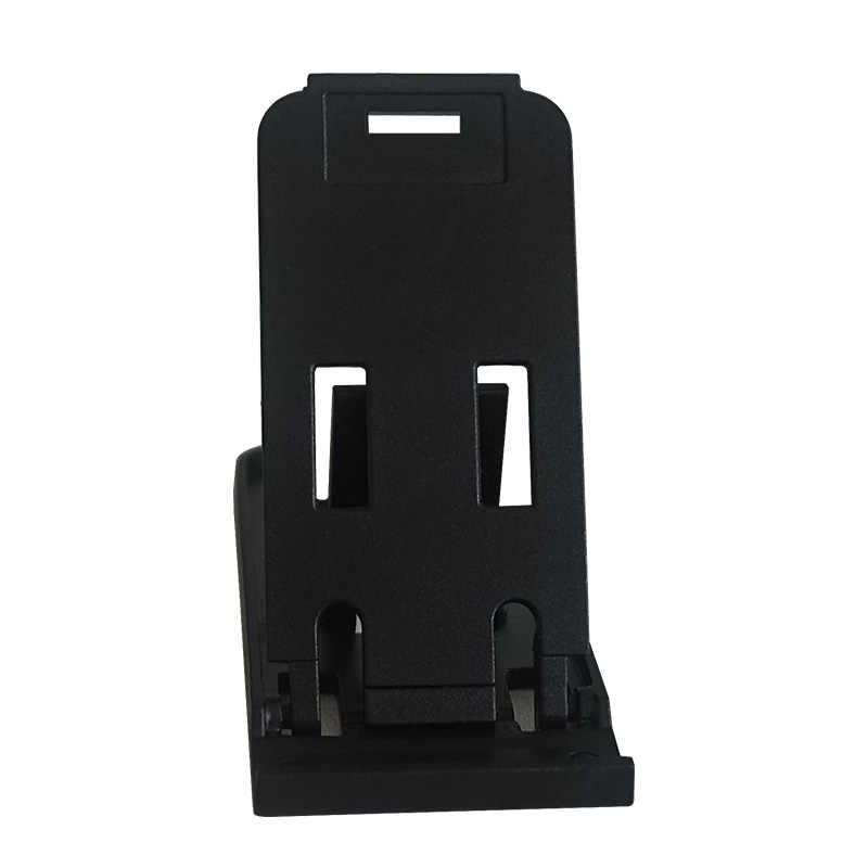 Ascromy حامل مزوّد بمسند للهاتف ل فون xs x 8 7 6 s سامسونج غالاكسي S9 S8 A5 2017 حامل سطح العمل حاملي تلفون دعم الهاتف